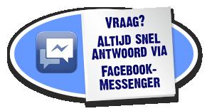 Button Facebook Messenger